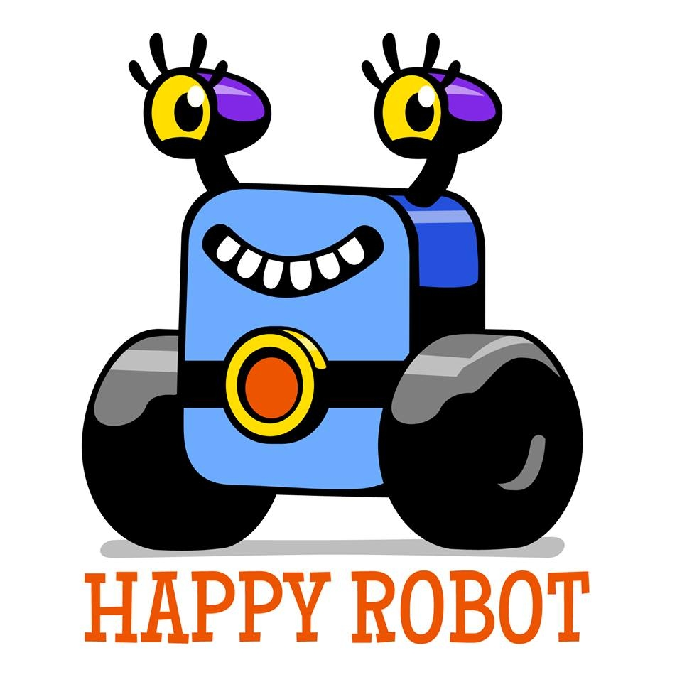Happy Robot Games