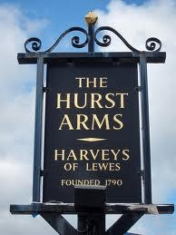 The Hurst Arms Public House