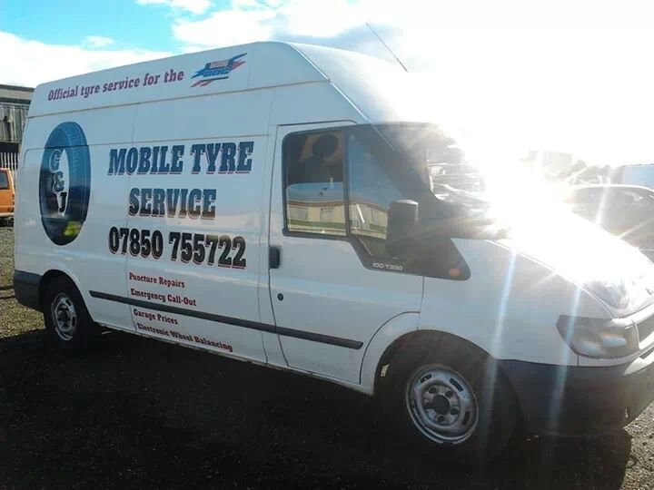 C & J MOBILE TYRE SERVICE